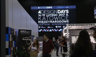 Coniveo na Targach 4 Design Days