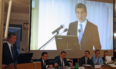 President of Coniveo in the Polish Sejm : greater rights for employers reduce unemployment