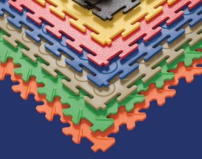 Flexi-Tile - Standard Diamond Elite Colours A 4,5mm