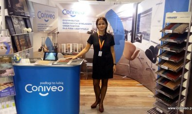Coniveo among the exhibitors at RetailShow 2015